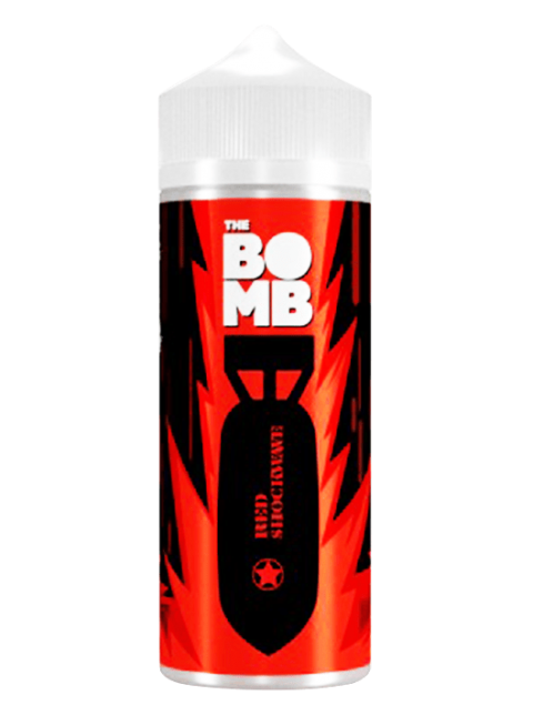 THE BOMB - Red Shockwave 80ml