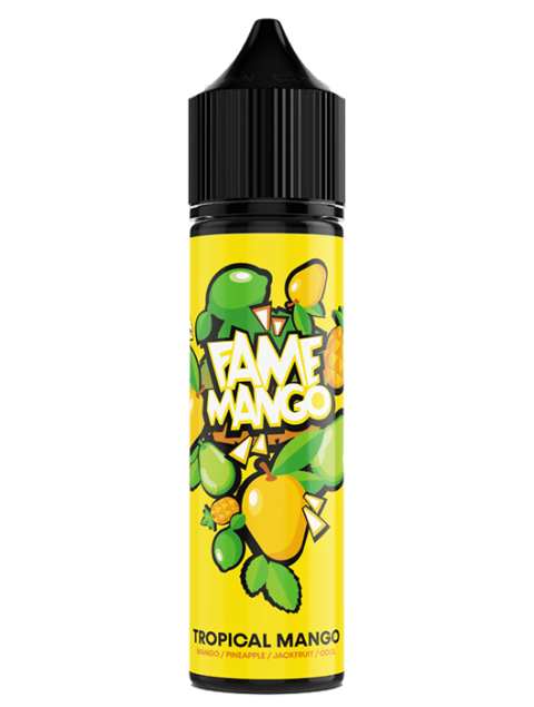 Fame Mango - Tropical Mango 40ml