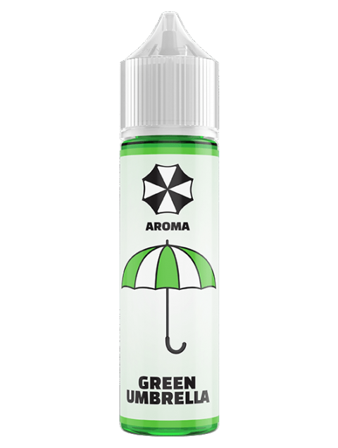 AROMA Premix - Green Umbrella 40ml