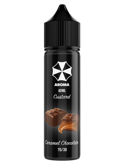 AROMA Premix - Caramel Chocolate 40ml