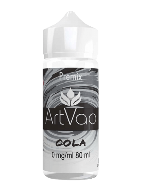 ArtVap Premix - Cola 80ml