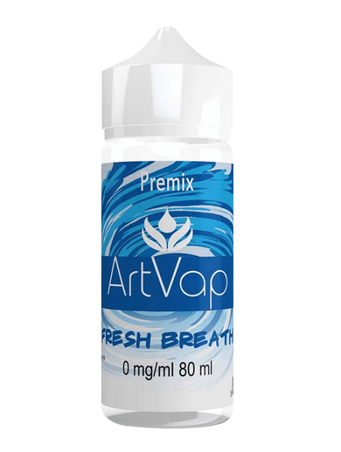 ArtVap Premix - Fresh Breath 80ml