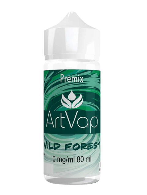 ArtVap Premix - Wild Forest 80ml