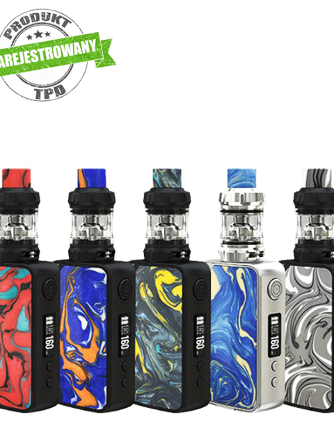 Eleaf iStick Mix Ello Pop KIT (oryginał)