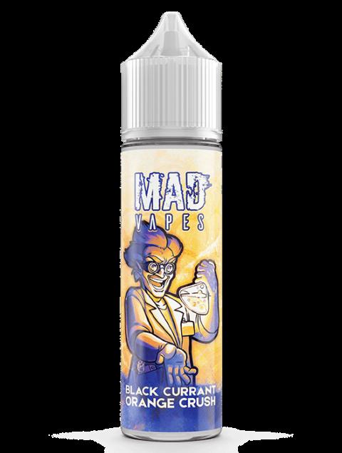 Mad Vapes - Blackcurrant Orange Crush 40ml