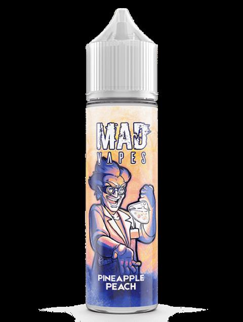 Mad Vapes - Pineapple Peach 40ml