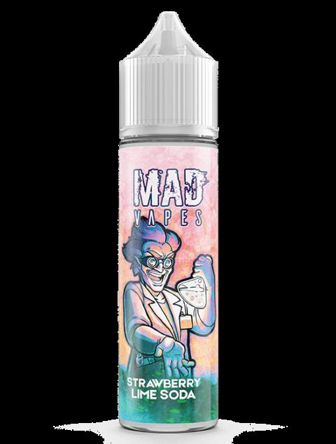 Mad Vapes - Strawberry Lime Soda 40ml