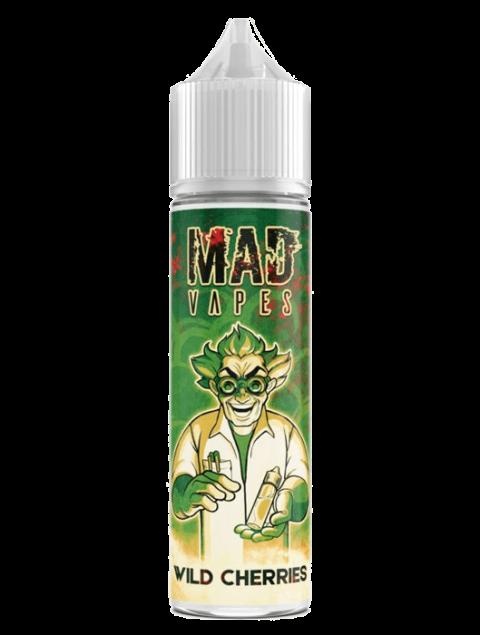 Mad Vapes - Wild Cherries 40ml