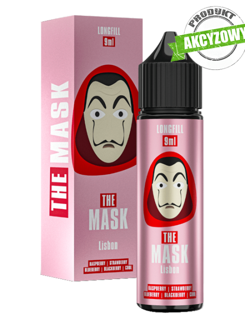 The Mask Longfill - Lisbon 9ml