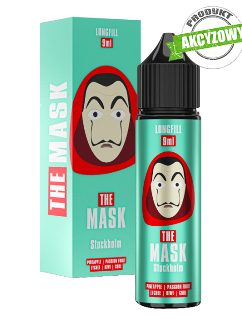 The Mask Longfill - Stockholm 9ml