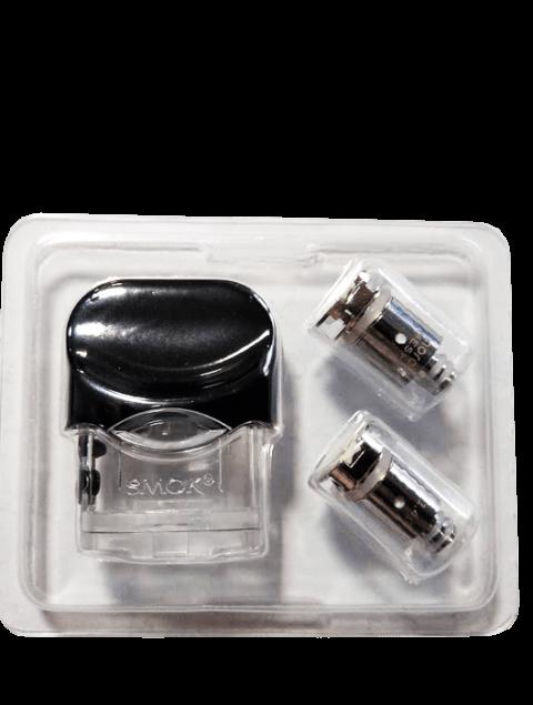 Smoktech NORD - wymienny kartridż+2x grzałka (oryginał)