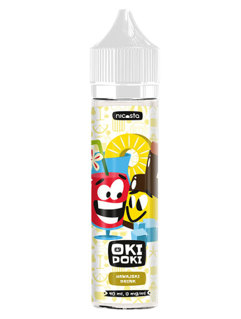 Oki Doki - Hawajski Drink 40ml