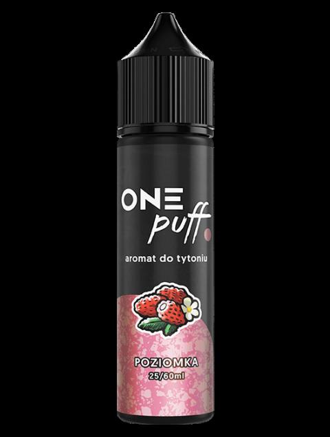 One Puff - Poziomka 25ml /Aromat do tytoniu/