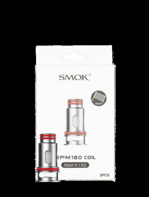 Smoktech RPM 160 - wymienna grzałka 3szt.