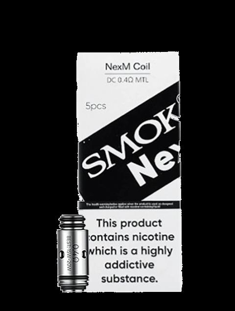 Smok OFRF NexM - wymienna grzałka 5szt.