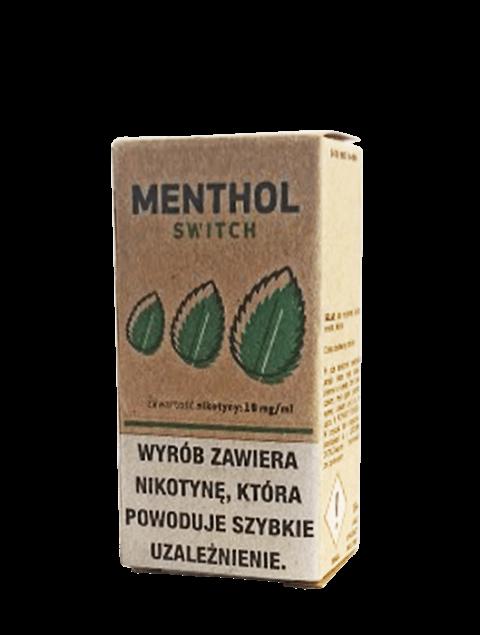 Switch Menthol Liquid 10ml