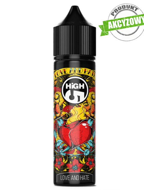 HIGH5 T-Mix - Love and Hate 40ml