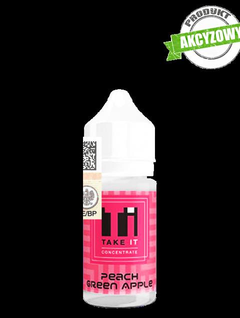 Take It Longfill Premix - Peach Green Apple 10ml