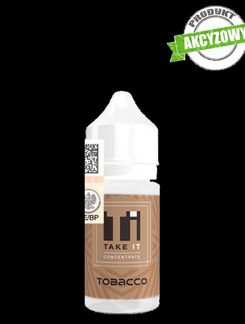 Take It Longfill Premix - Tobacco 10ml