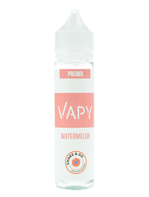 VAPY Premix - Watermelon 40ml